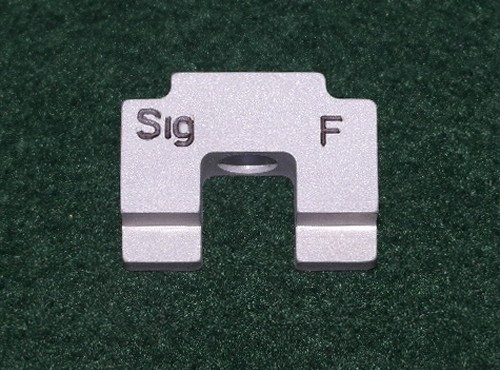 Sig Sauer Front Pusher